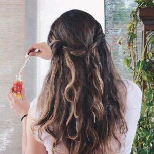 زيت شعر هيرفينيتي