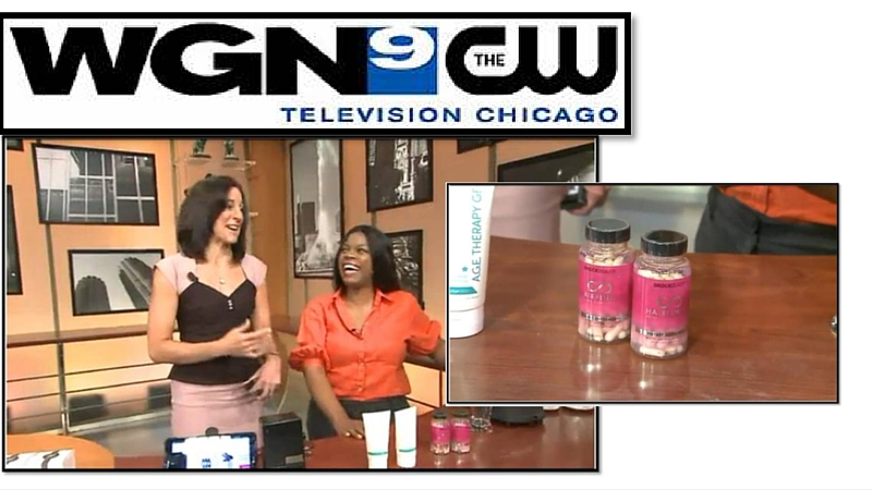 CW's WGN 9 News July 28th, 2014