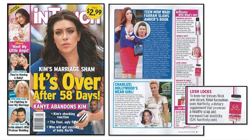 InTouch Weekly August 2014
