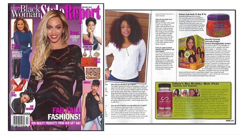 Today's Black Woman September/October 2014