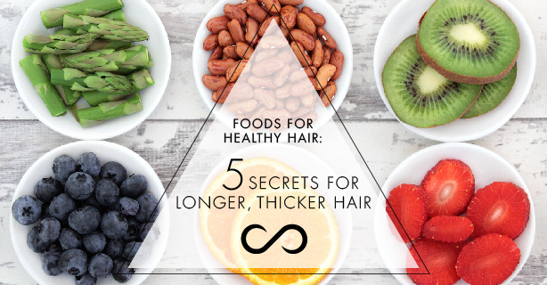 foods for healthy hair
