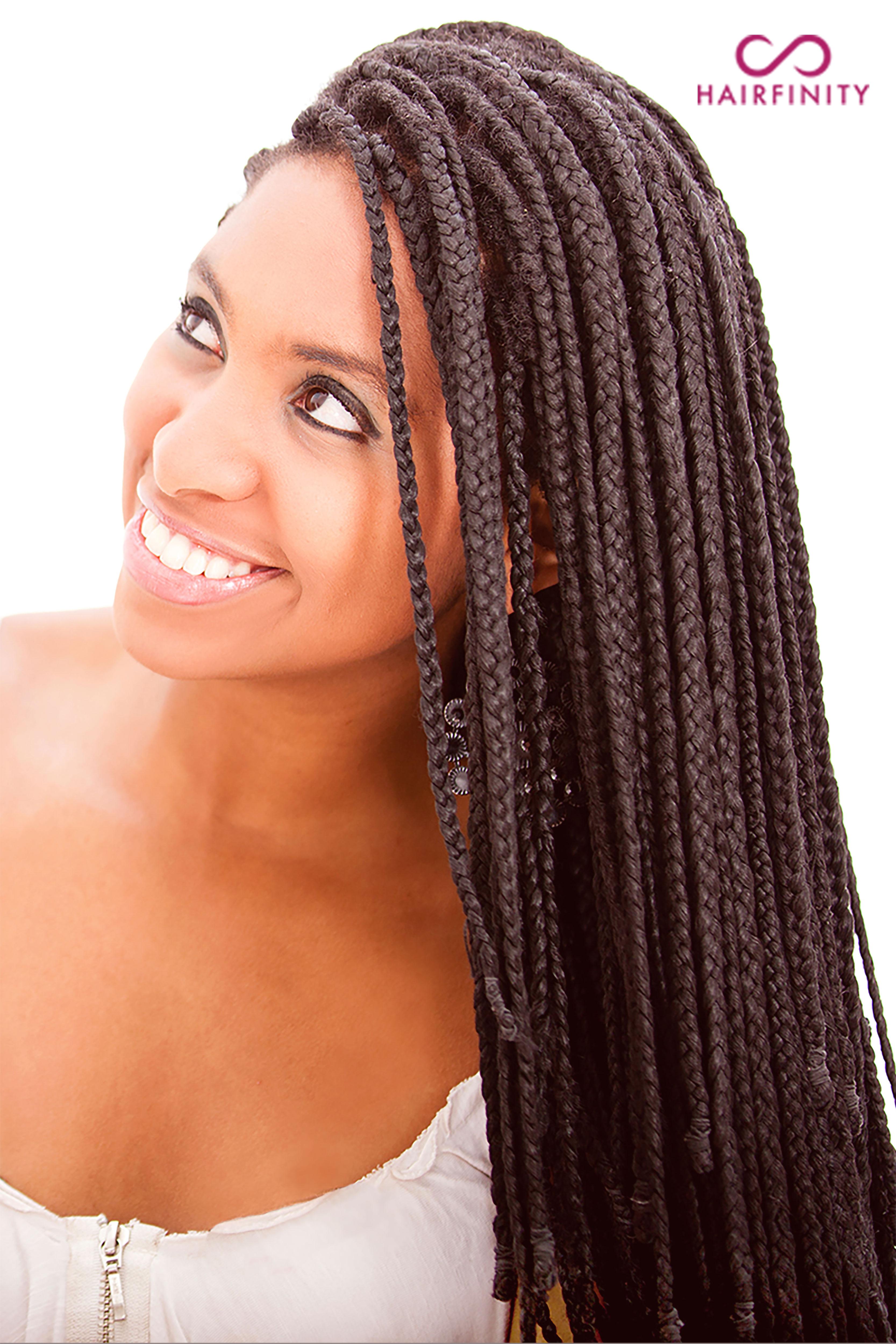 Hairfinity United States Blog | Protective Styles: Harm