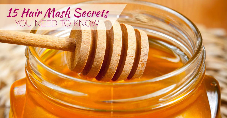15 hair mask secrets