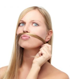 Hairfinity Can't Make You Grow a Mustache