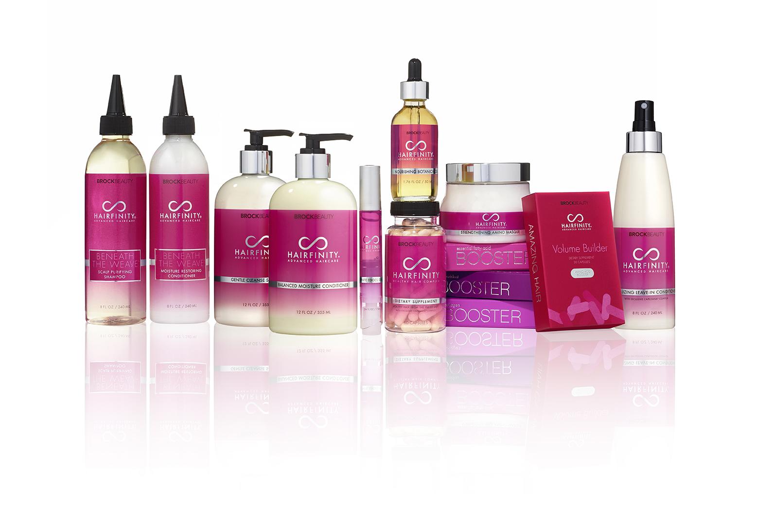 Hairfinity Hair Products