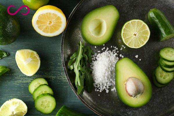 Avocados Helps Hair Grow