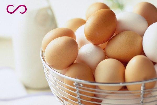 Eggs Helps Hair Grow