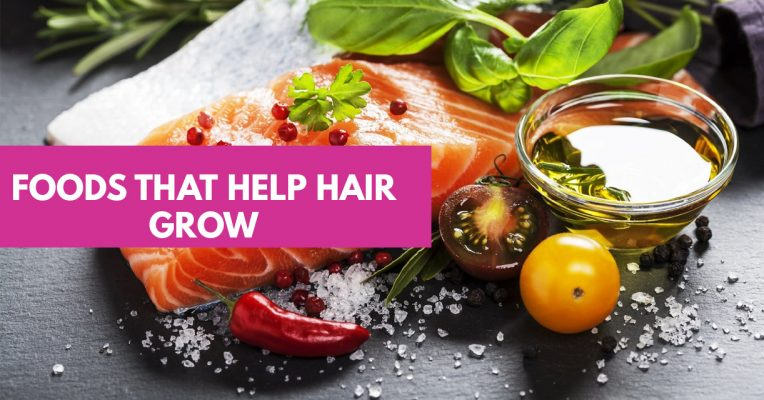Food That Help Hair Grow