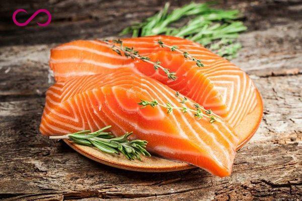 Salmon Helps Hair Grow
