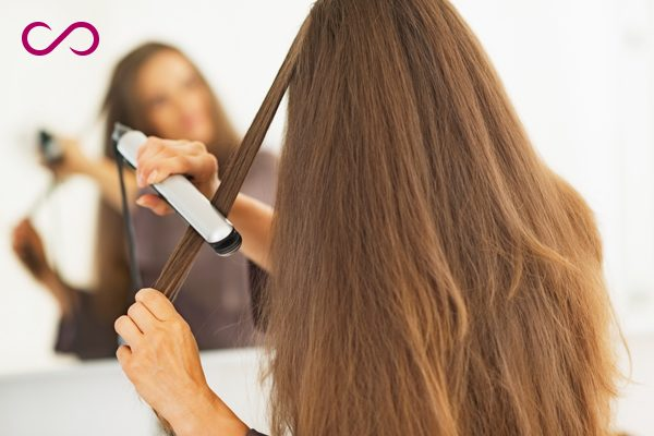 Brush and Style Your Hair With Care