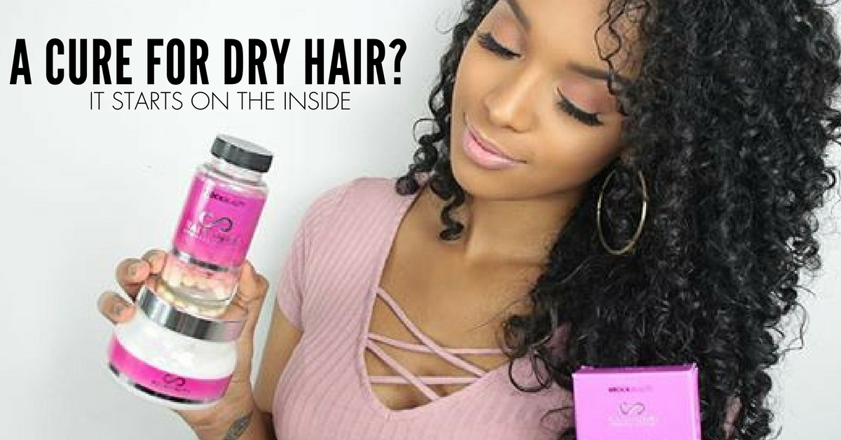 Cure for Dry Hair