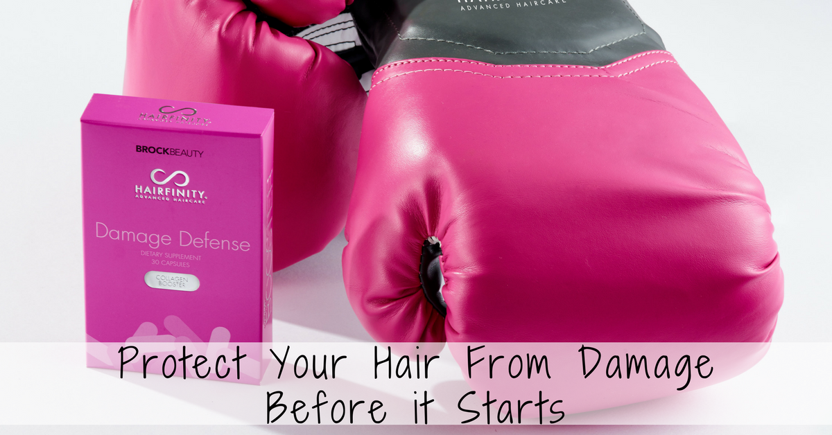 3 Steps to Protect Your Hair from Damage