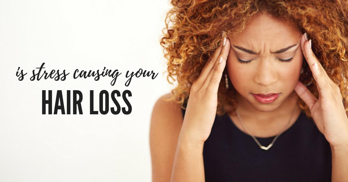 Stress & Hair Loss