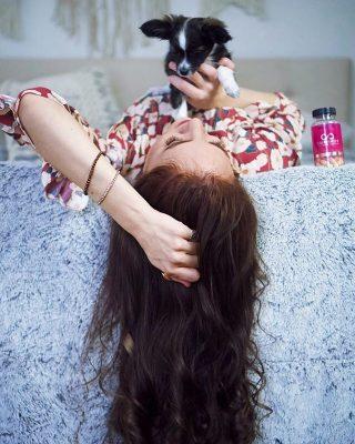 Healthy Hair Benefits
