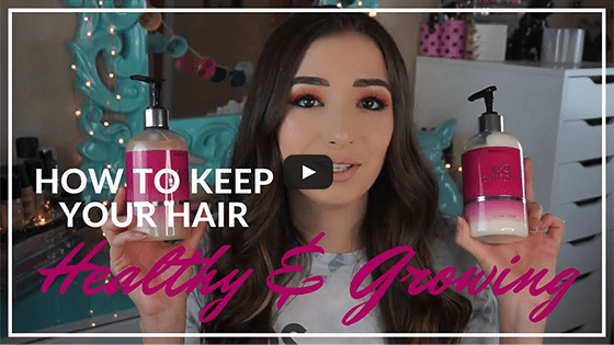 How to Keep Your Hair Healthy and Growing: 7 Life Hair Hacks