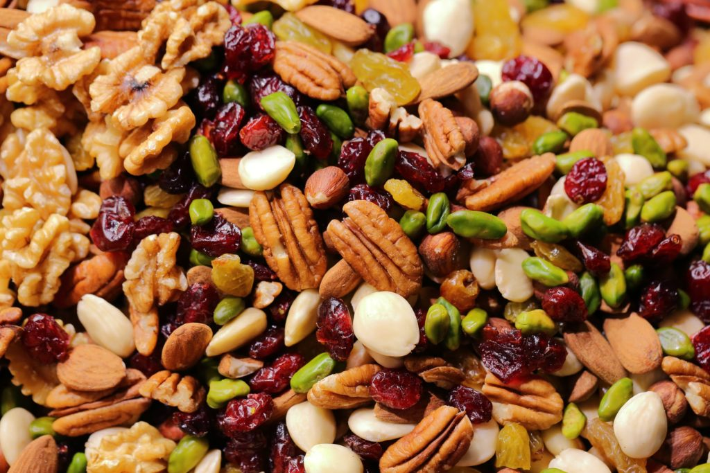 Dry Fruits to Prevent Hair Loss