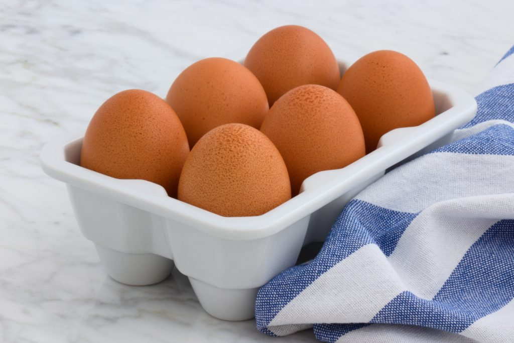 Eggs to Prevent Hair Loss