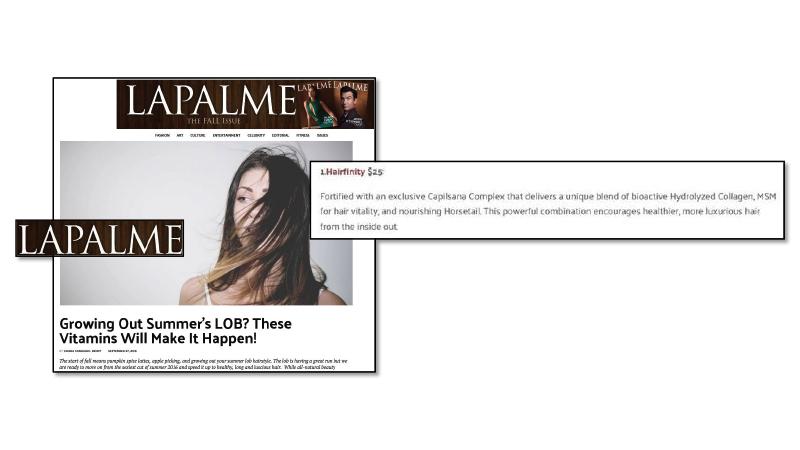 Le Palme Magazine September 27, 2016