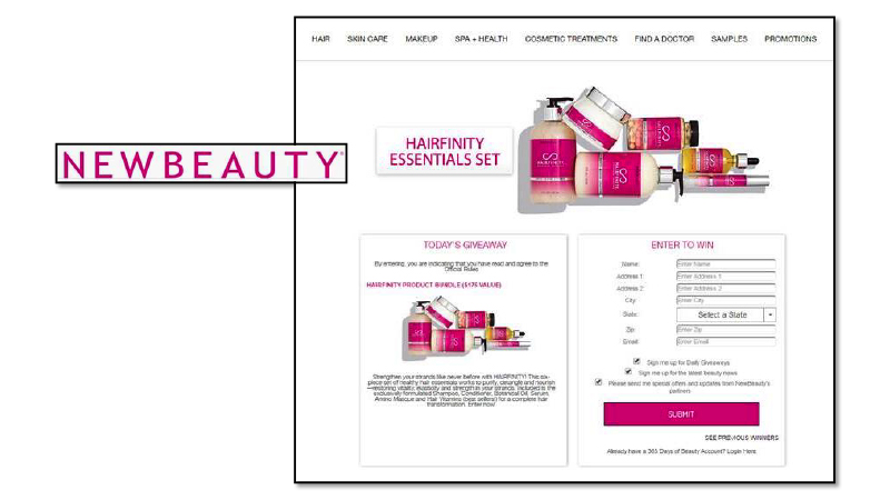 New Beauty Online October 20, 2016