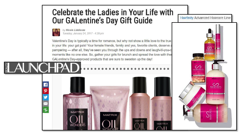Beauty Launchpad Online January 24, 2017