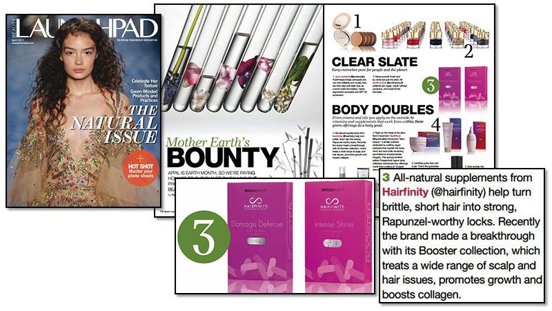 Beauty Launchpad - April 2017