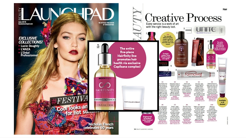 Beauty Launchpad June 2016