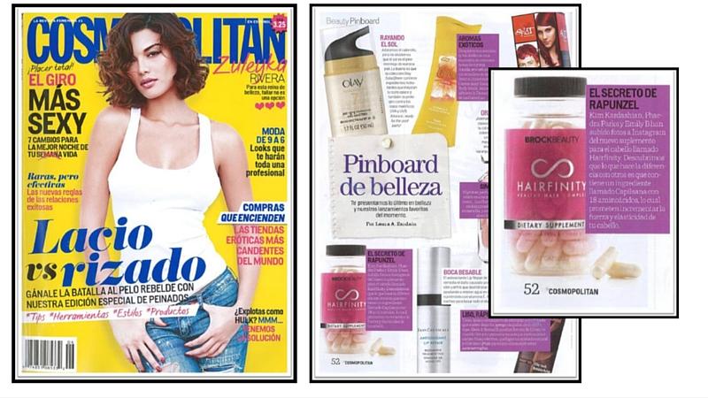 Cosmopolitan En Espanol June 2014