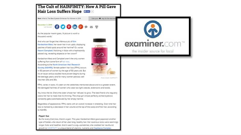 Examiner.com December 9th 2014