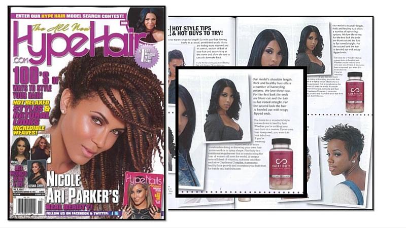 Hype Hair October 2014