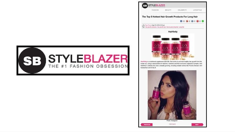 StyleBlazer.com April 24, 2014