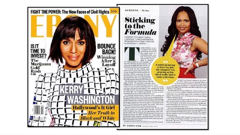 Ebony Magazine March/April 2015